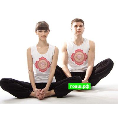 Майка для йоги