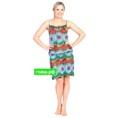 1 Сарафан fiat dress d-7038