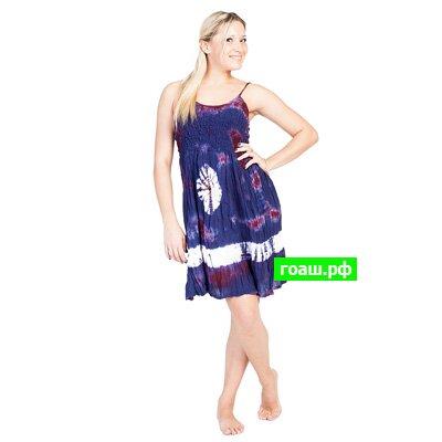 1 Сарафан smoke dress d-5990