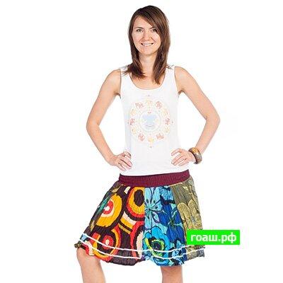 1 Юбка chika skirt s-1685