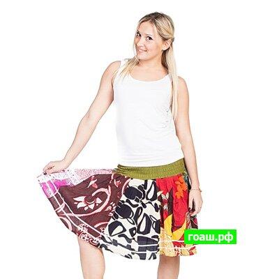 2 Юбка chika skirt s-1685