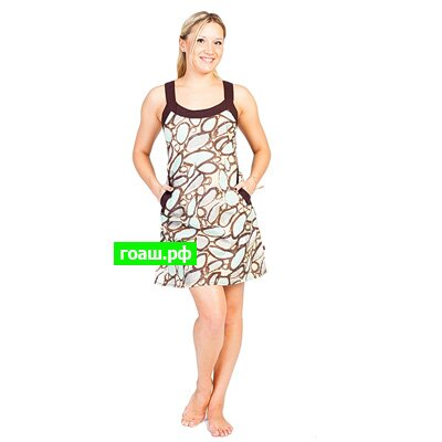 3 Сарафан koku dress d-4675